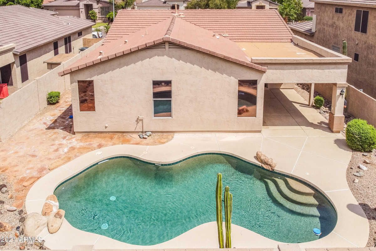 $520,000 - 4Br/2Ba - Home for Sale in Parcel 23 At Foothills Club West, Phoenix