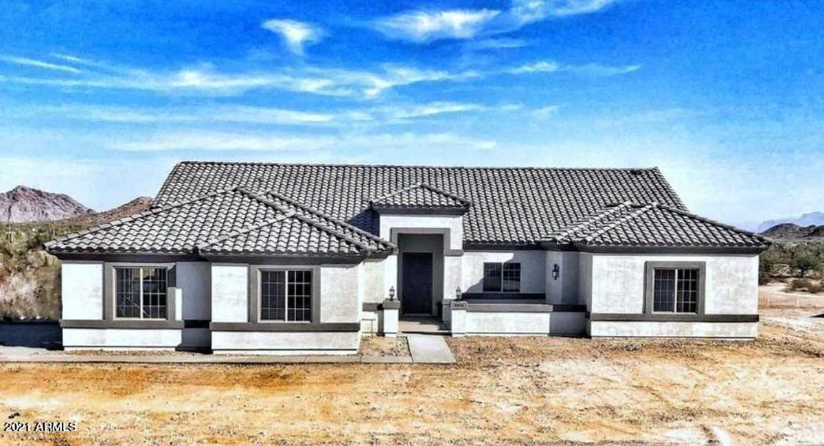 $849,900 - 4Br/3Ba - Home for Sale in Coming Soon 4 Bdrm 3 Bath Single Level, 2 Acre Horse Property Lot, No Hoa Gorgeous Views!, Queen Creek