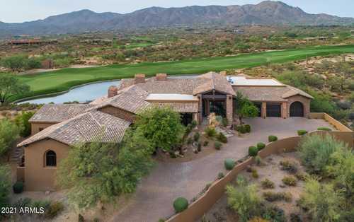 $4,500,000 - 5Br/6Ba - Home for Sale in Desert Mountain, Scottsdale