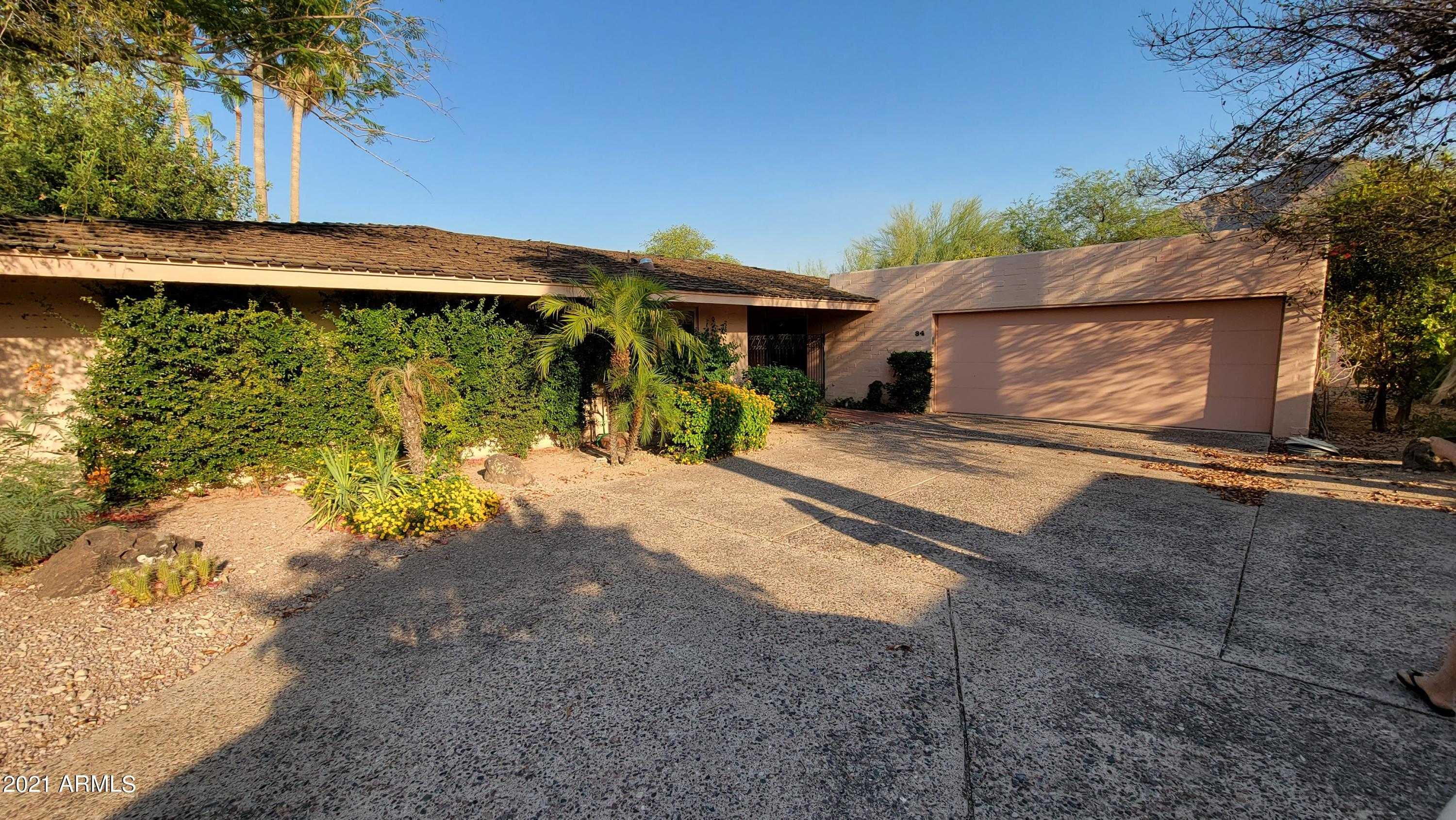 $1,640,000 - 2Br/2Ba - Home for Sale in Colonia Miramonte Unit 2, Paradise Valley