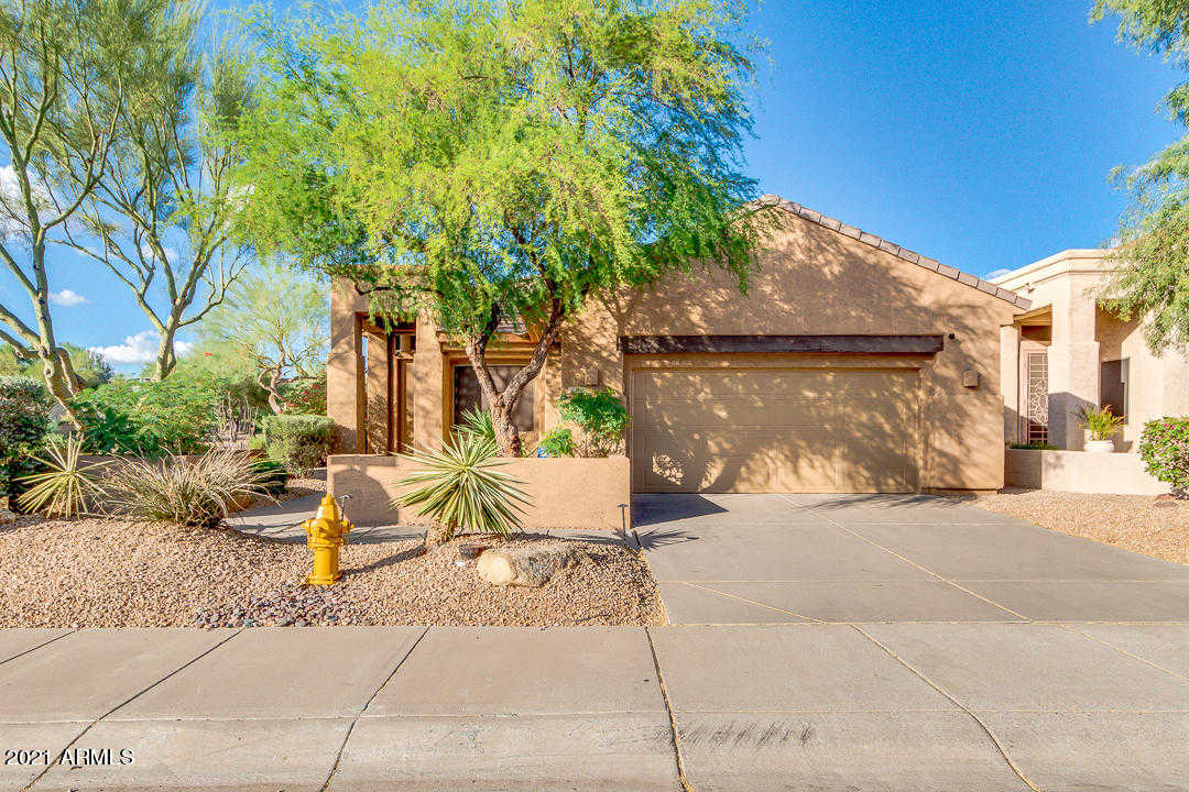 - 3Br/2Ba - Home for Sale in Sonoran Hills Parcel E, Scottsdale