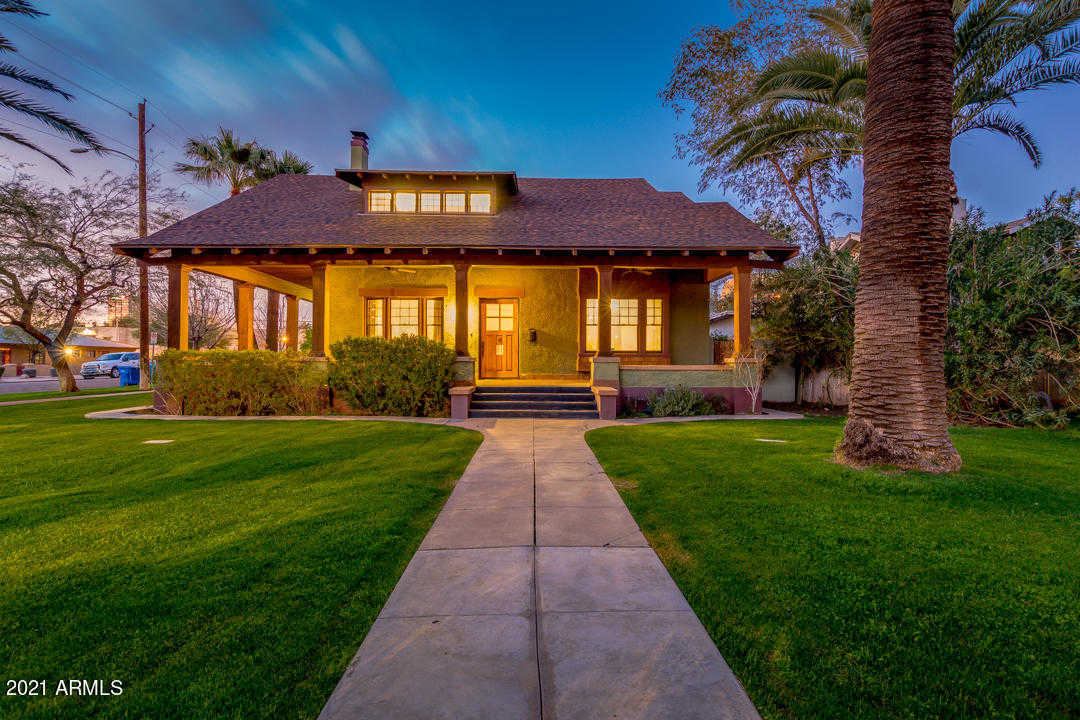 $1,750,000 - 3Br/3Ba - Home for Sale in East Evergreen Addn Blks 3-6, 11&12, Phoenix