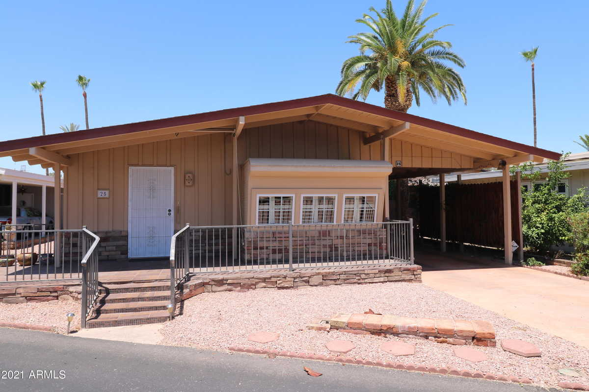 $164,000 - 2Br/2Ba -  for Sale in Oasis Park Company Inc Space #25, Scottsdale