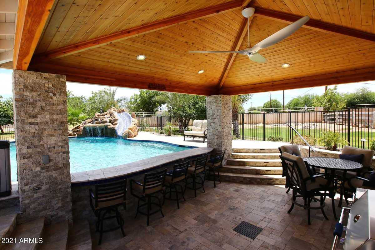 $887,400 - 5Br/4Ba - Home for Sale in Circle G At Queen Creek Unit 3 Lots 94-130, Queen Creek