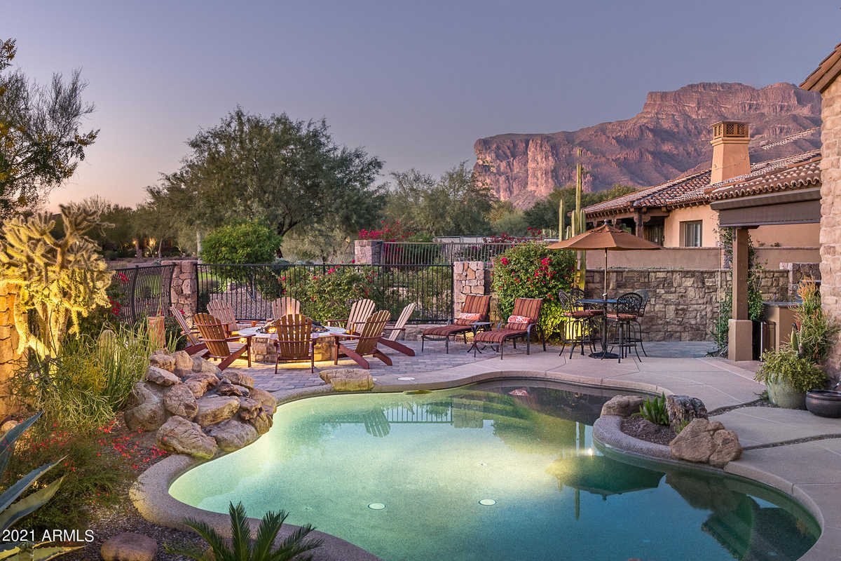 $1,582,000 - 3Br/3Ba - Home for Sale in Superstition Mountain, Gold Canyon