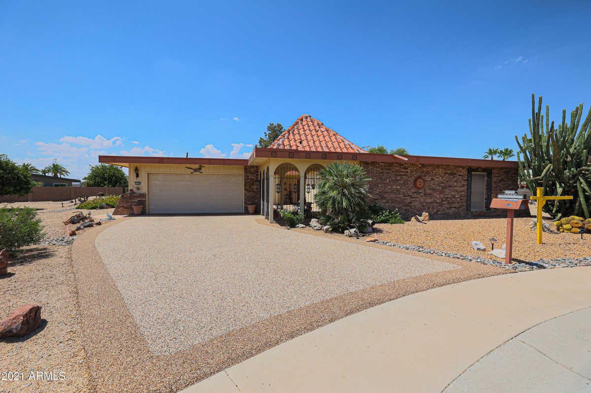 $335,000 - 2Br/2Ba - Home for Sale in Sun City Unit 37, Sun City