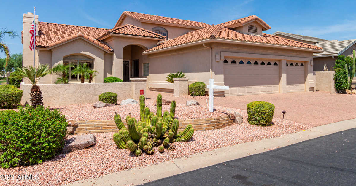 $875,000 - 4Br/3Ba - Home for Sale in Sun Lakes Unit 45a, Sun Lakes