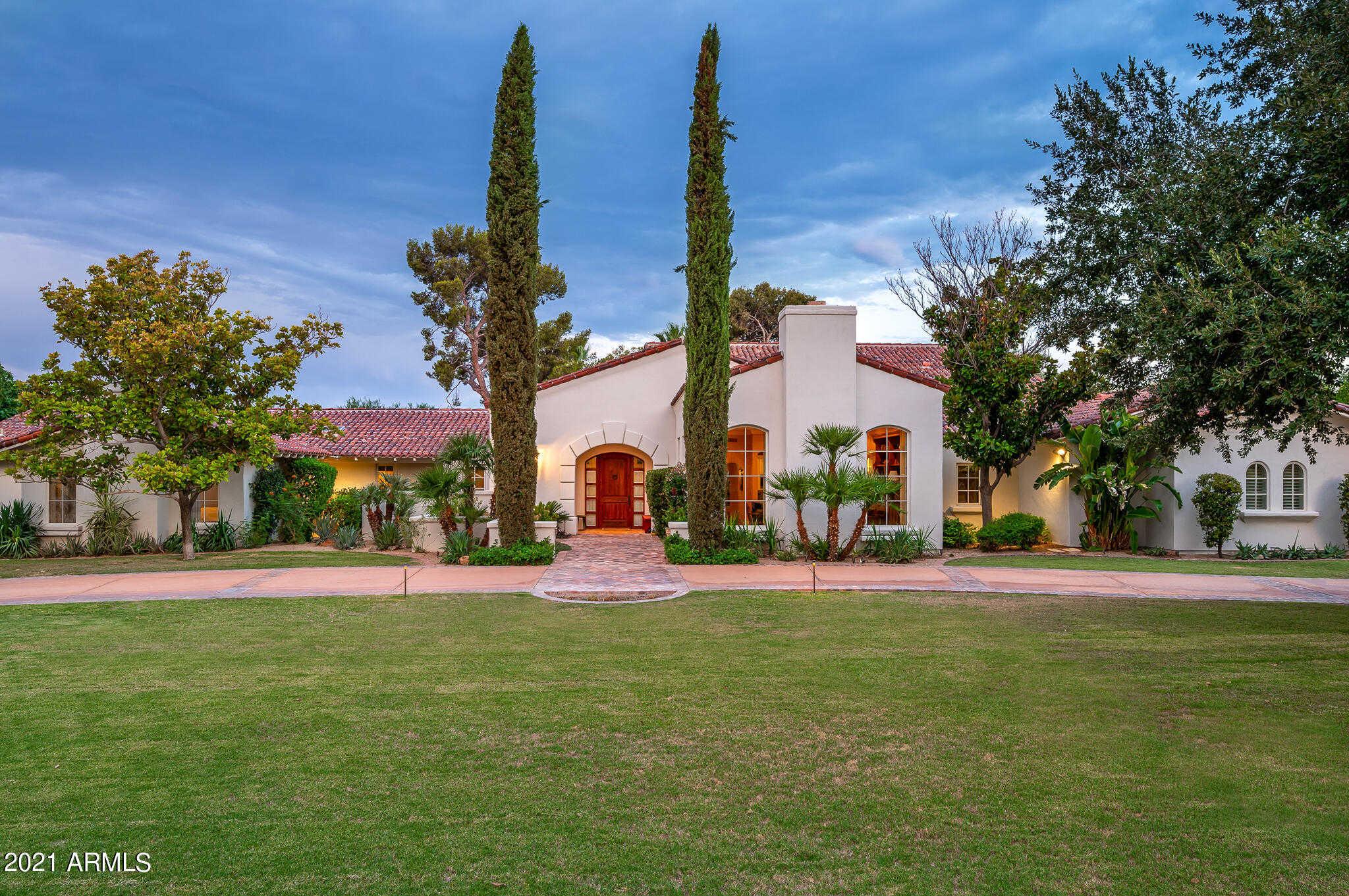 $4,850,000 - 6Br/6Ba - Home for Sale in Casa Blanca Estates, Paradise Valley