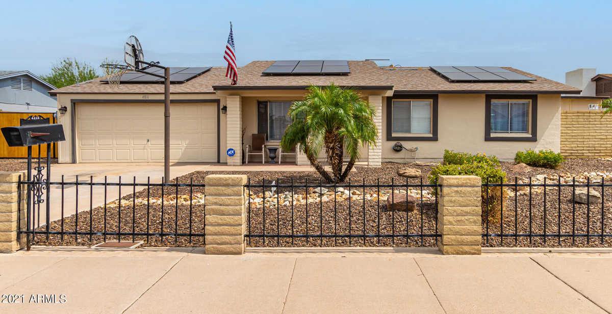 $350,000 - 3Br/2Ba - Home for Sale in Parkwood Subdivision Unit No 8 Lot 1 Through 62 &, Glendale