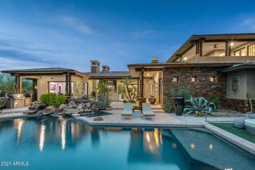 $3,999,000 - 5Br/6Ba - Home for Sale in Mirabel Club, Scottsdale