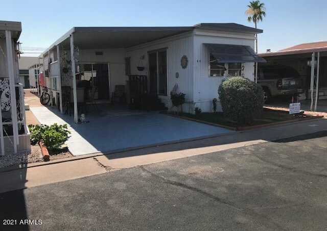 $16,900 - 2Br/1Ba -  for Sale in Agave Village, Mesa