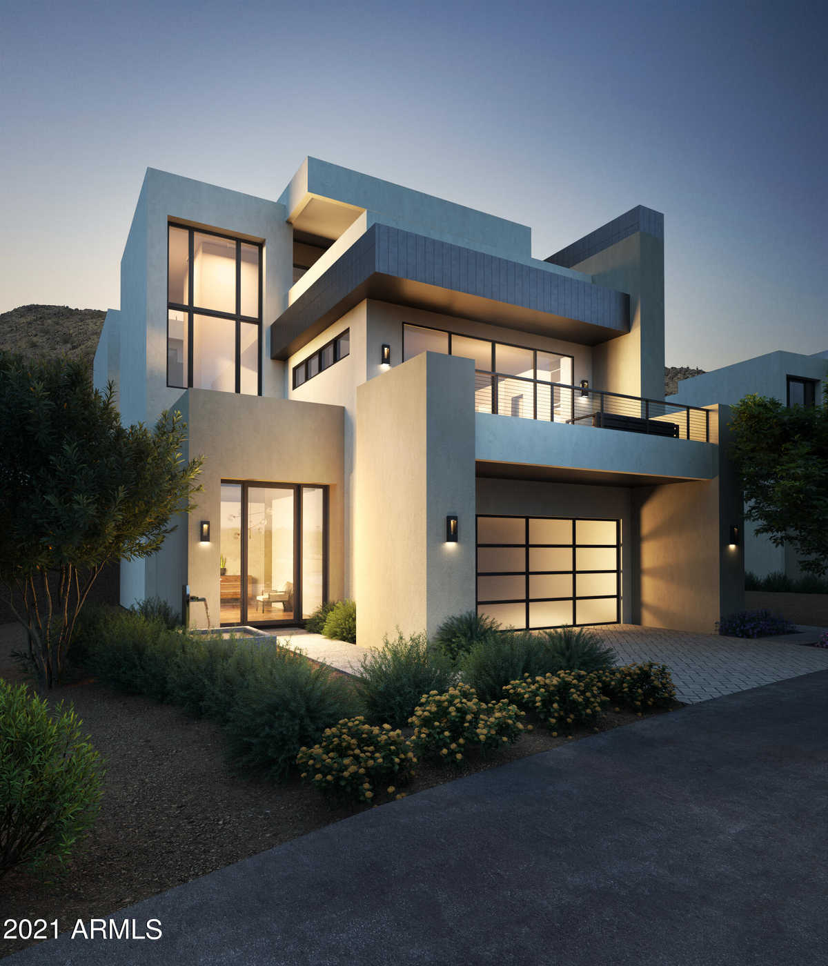 Paradise Valley Homes