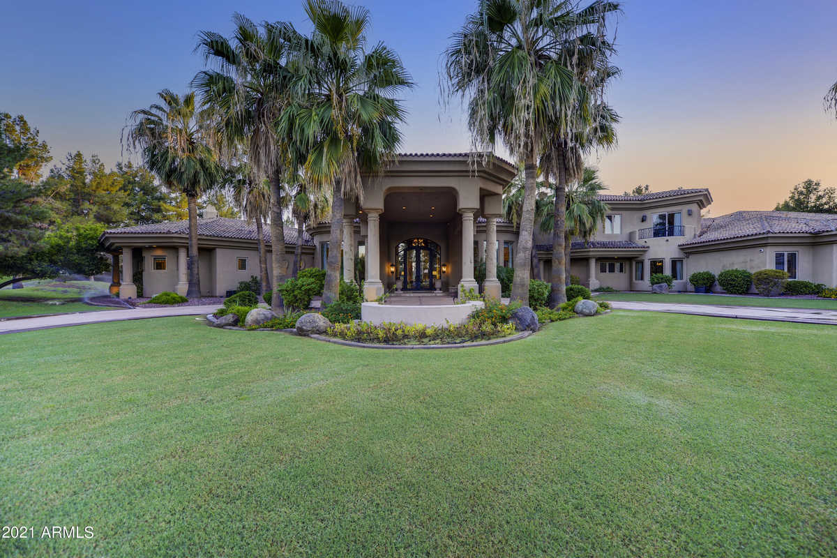 $3,594,999 - 5Br/10Ba - Home for Sale in Oakwood Hills Estates, Chandler