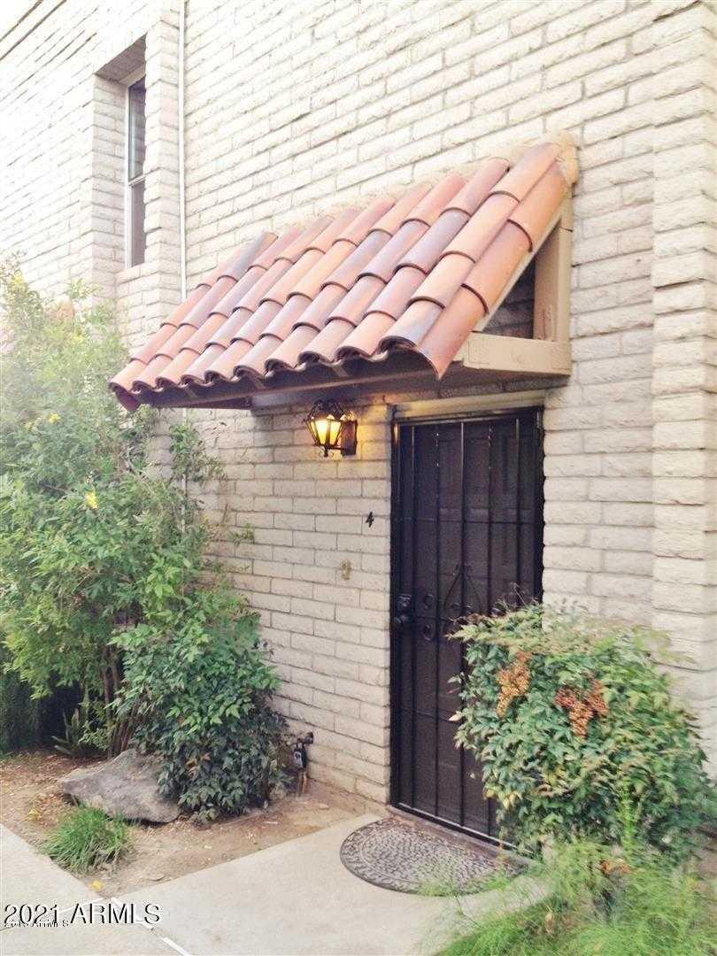 $319,900 - 2Br/2Ba -  for Sale in Monte Rosa Condominiums, Phoenix