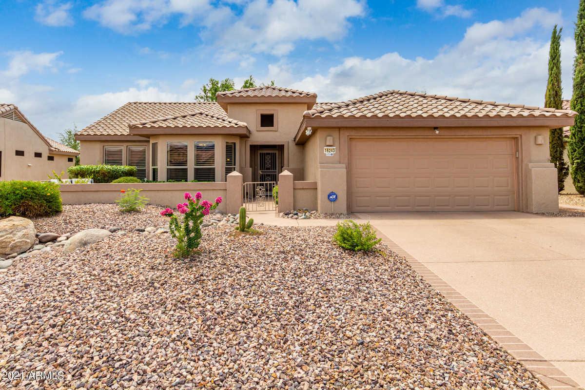 $490,000 - 3Br/2Ba - Home for Sale in Sun City Grand-desert Breeze, Surprise