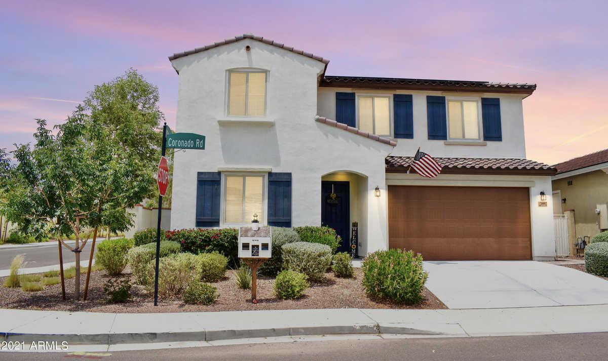 $515,000 - 4Br/3Ba - Home for Sale in Verrado Marketside Residential Phase 1a, Buckeye