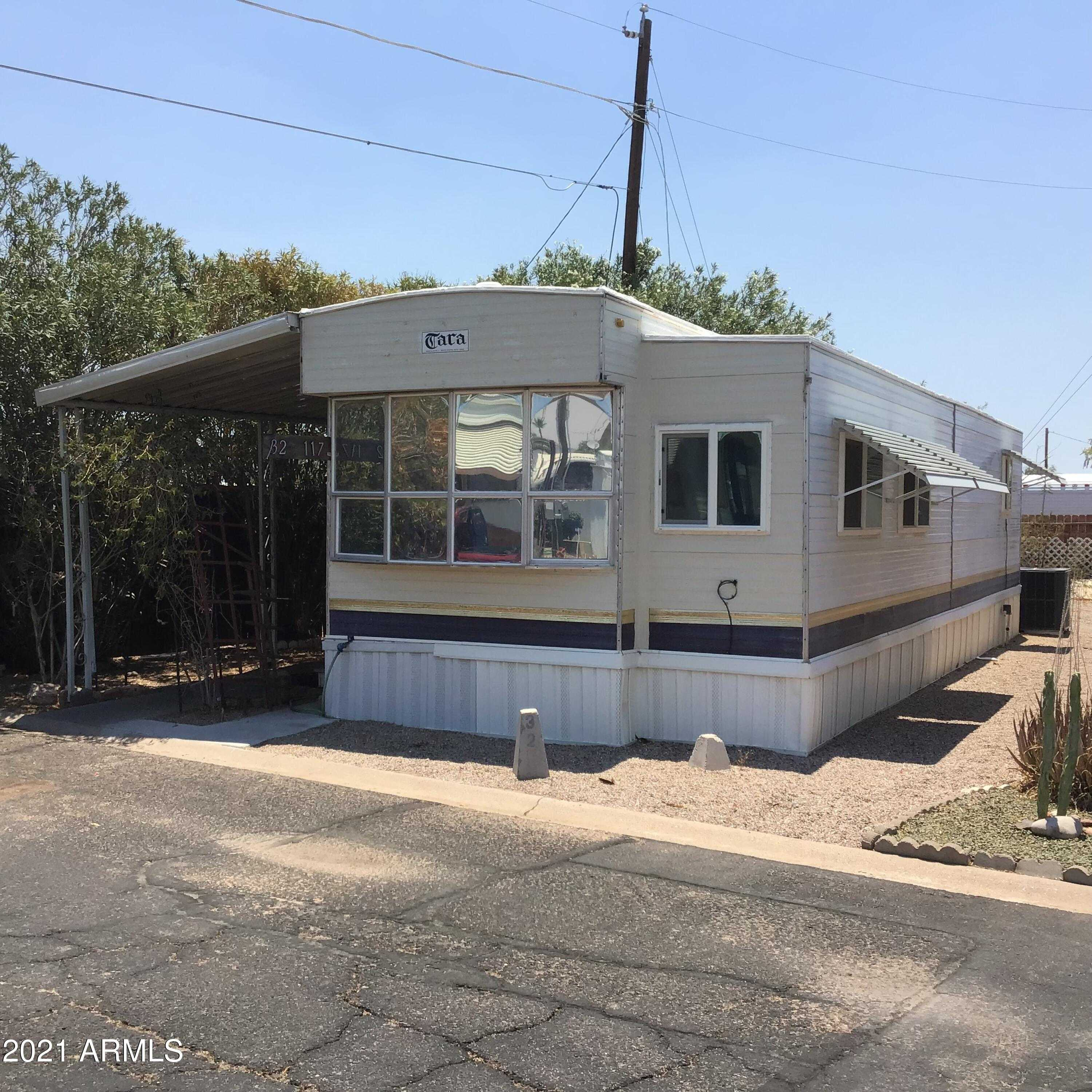 $10,500 - 1Br/1Ba -  for Sale in S30 T1n R8e, Apache Junction