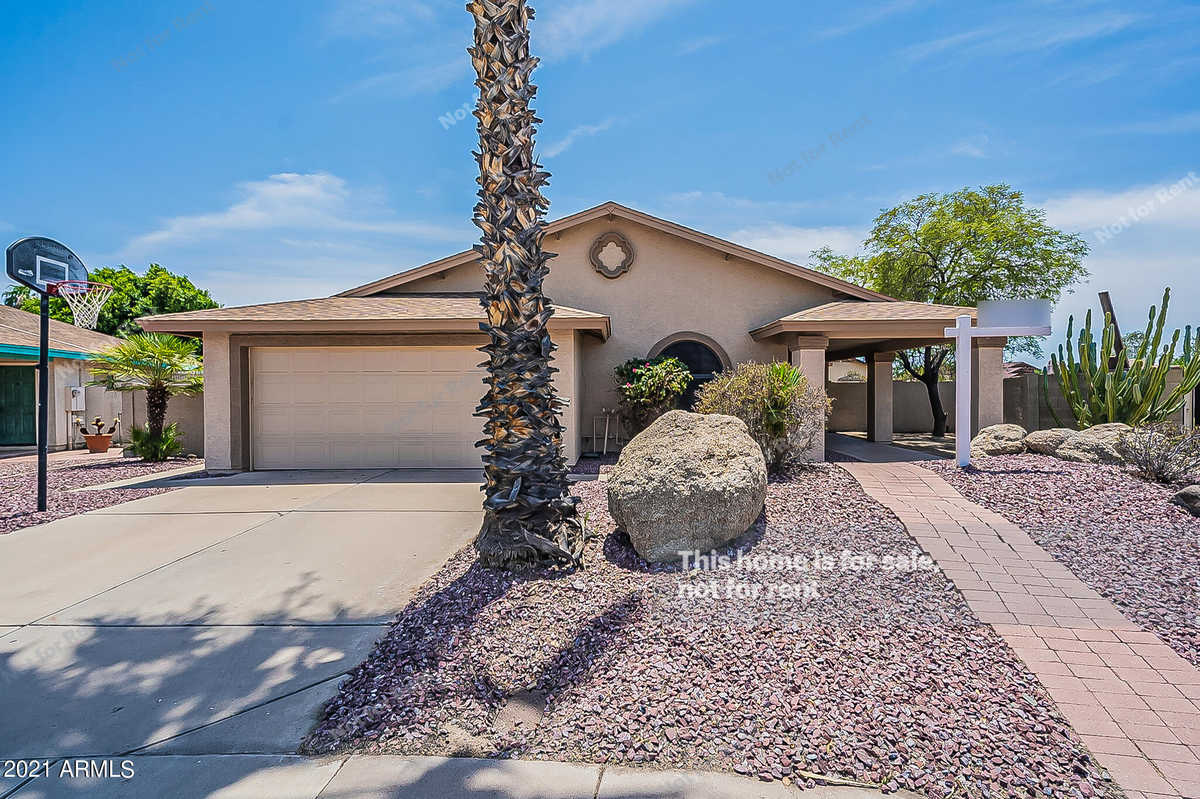 $425,000 - 4Br/2Ba - Home for Sale in Deerview Unit 28, Glendale