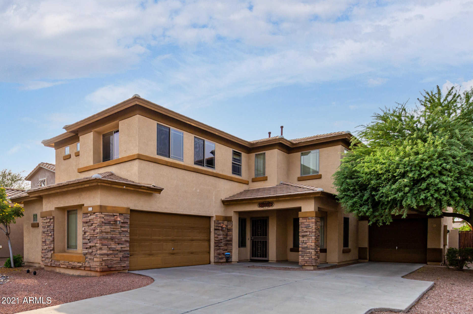 $455,000 - 5Br/3Ba - Home for Sale in Orchards, Surprise