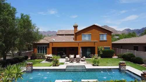 $2,199,999 - 5Br/4Ba - Home for Sale in Windgate Ranch Phase 1 Plat B, Scottsdale