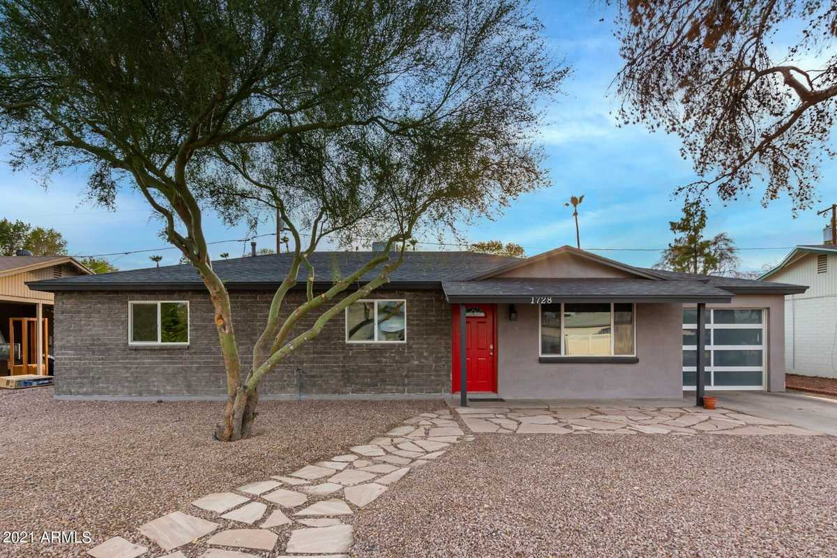 $499,900 - 3Br/2Ba - Home for Sale in Parkside Manor 4, Tempe