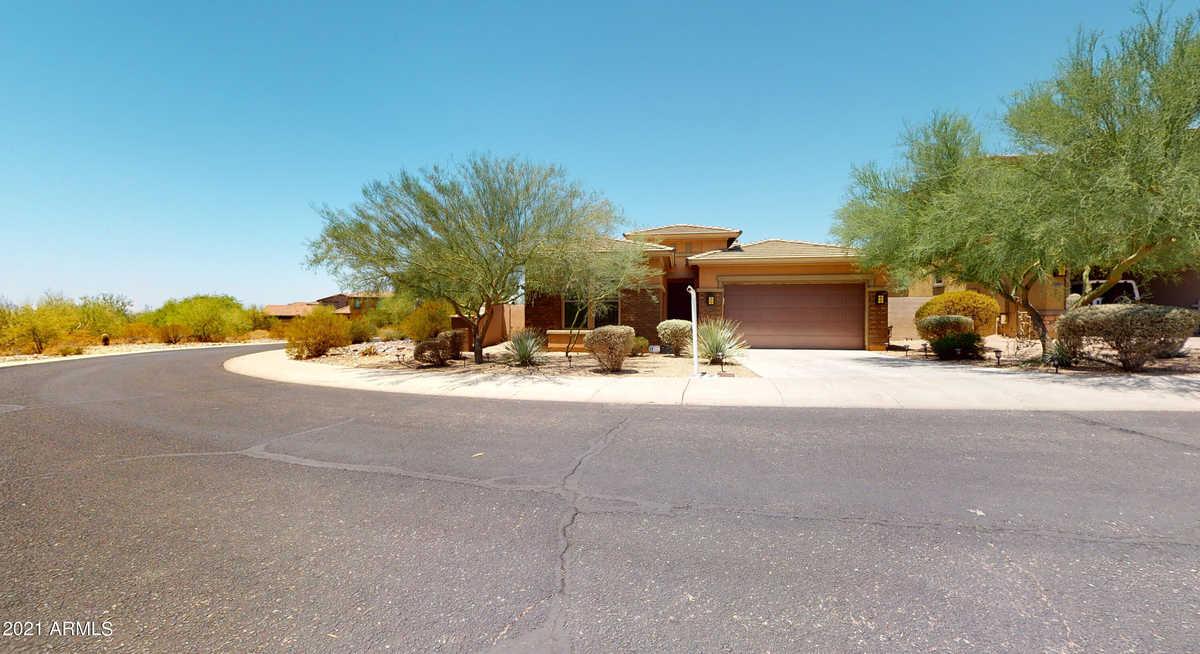 $1,200,000 - 4Br/3Ba - Home for Sale in Windgate Ranch Phase 1 Parcel C, Scottsdale