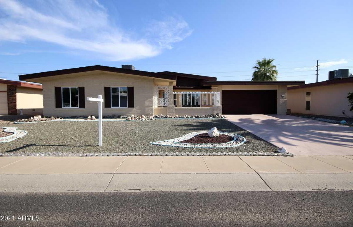 $339,995 - 4Br/2Ba - Home for Sale in Sun City Unit 37, Sun City