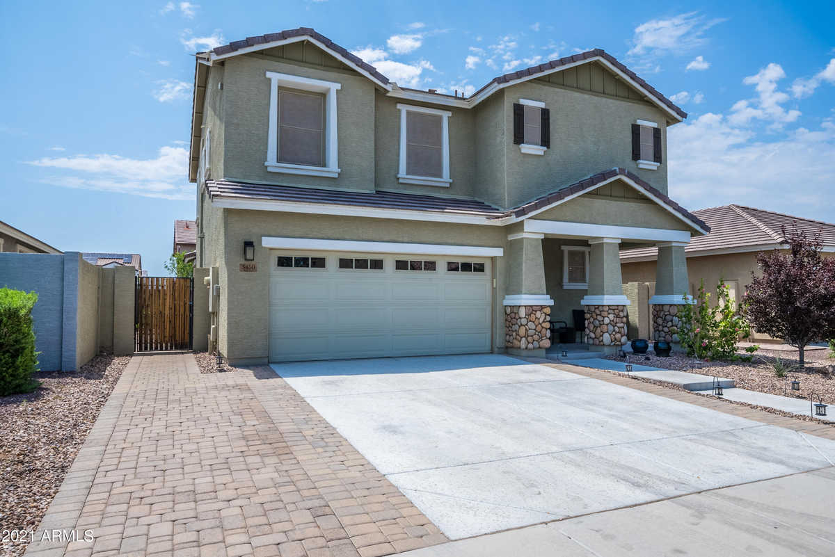 $500,000 - 4Br/3Ba - Home for Sale in Lehi Crossing Phase 6, Mesa