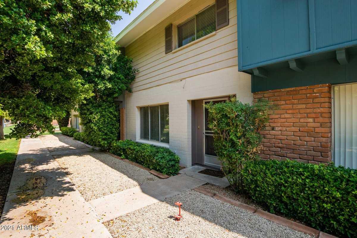 $370,000 - 3Br/2Ba -  for Sale in Park Scottsdale Townhouse, Scottsdale