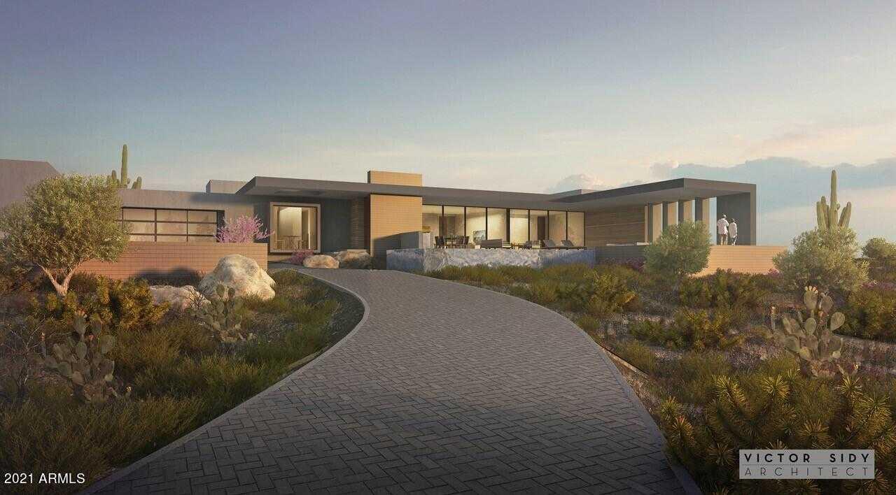 $2,495,000 - 4Br/5Ba - Home for Sale in Desert Mountain Phase 2 Unit 18, Scottsdale