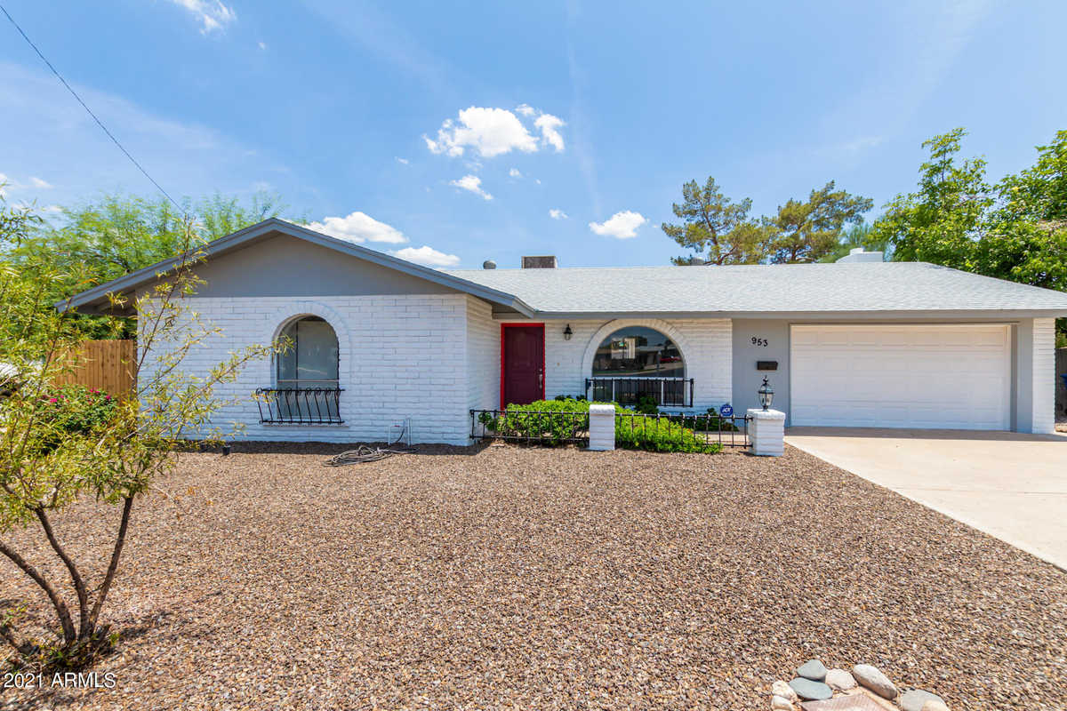 $445,000 - 3Br/2Ba - Home for Sale in North Miller Estates, Mesa