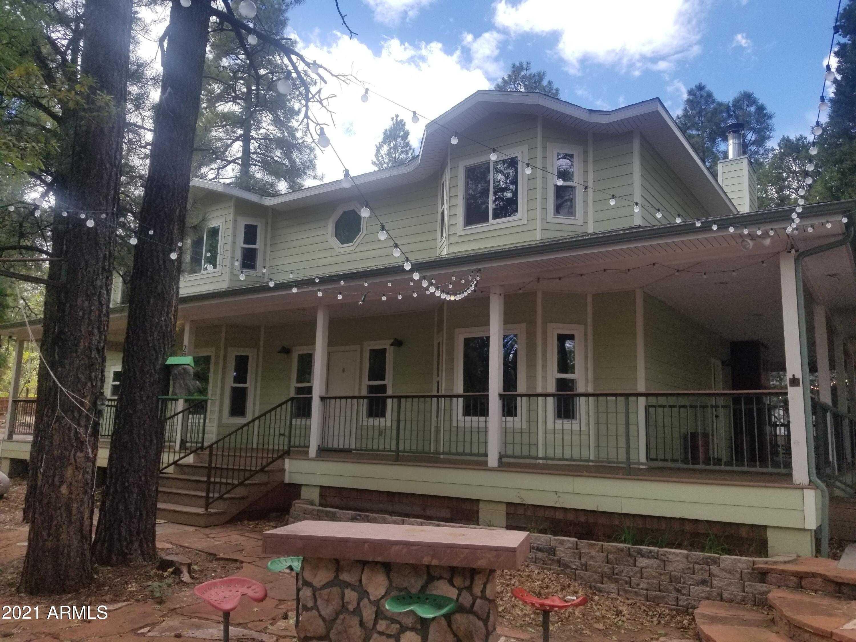 $699,000 - 3Br/3Ba - Home for Sale in White Mountain Club Estates, Pinetop