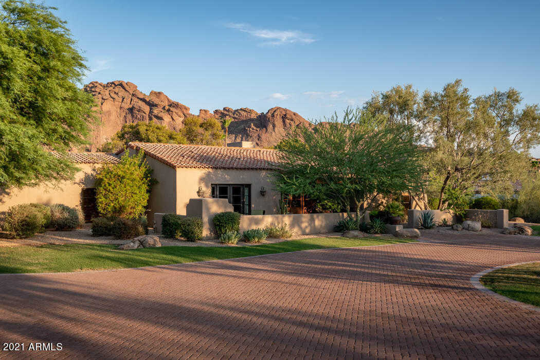 $2,650,000 - 4Br/3Ba - Home for Sale in Camelhead Estates Unit 2, Paradise Valley