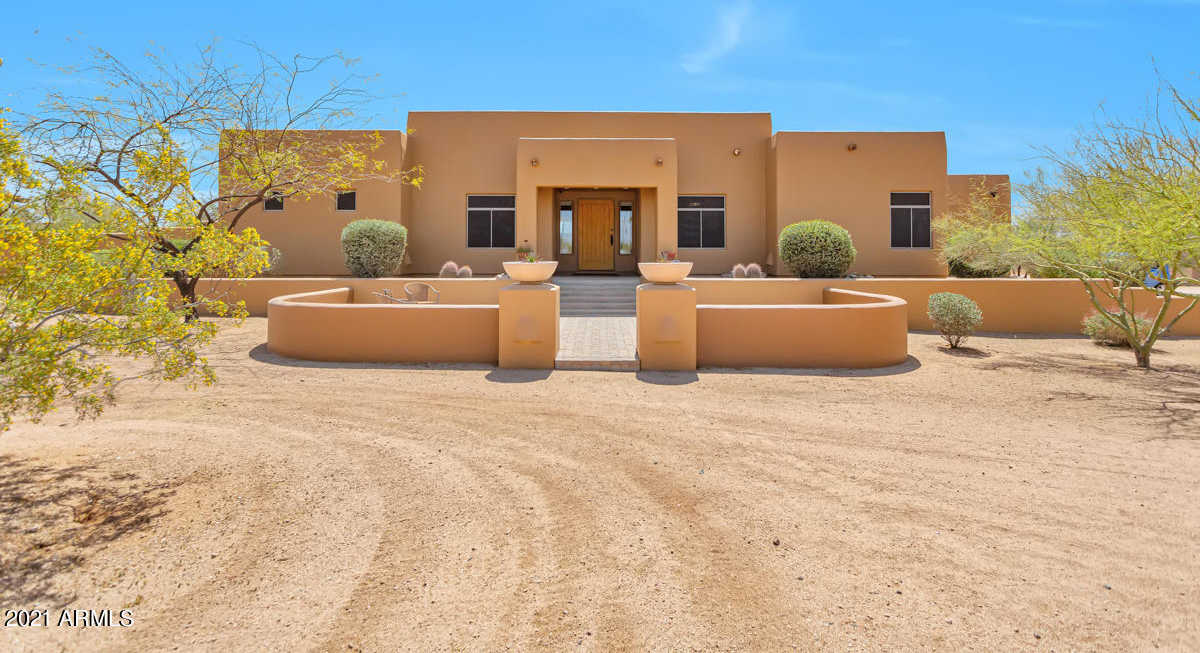 $859,000 - 3Br/3Ba - Home for Sale in Amazing Custom Home, Cave Creek