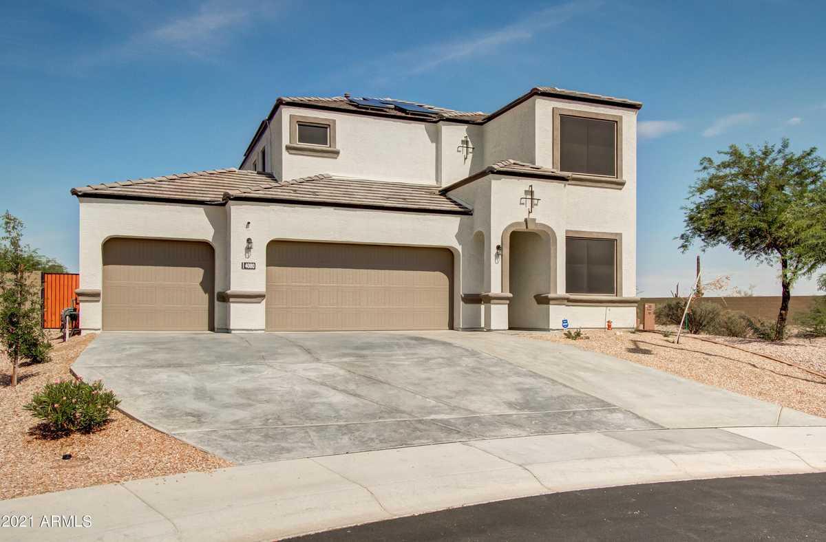 $445,000 - 4Br/3Ba - Home for Sale in Tartesso Unit 2b, Buckeye