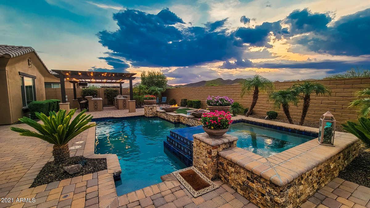 $975,000 - 4Br/3Ba - Home for Sale in Blackstone At Vistancia Parcel F-7a, Peoria