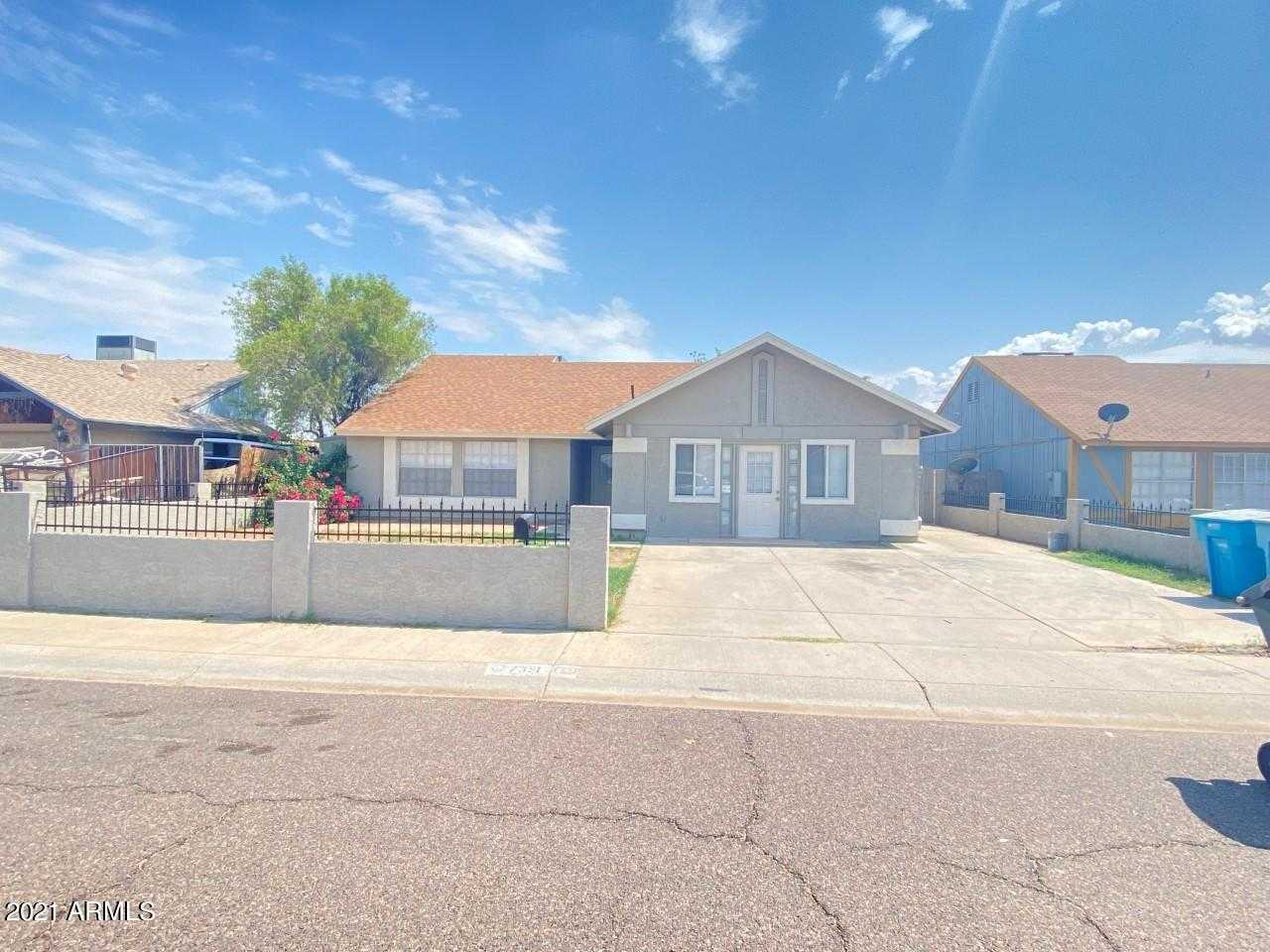 $339,900 - 4Br/3Ba - Home for Sale in Sunset Meadows Replat Lot 1-204, Phoenix