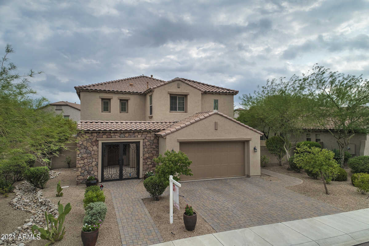 $725,000 - 4Br/4Ba - Home for Sale in Westwing Mountain Phase 2 Parcel 15, Peoria