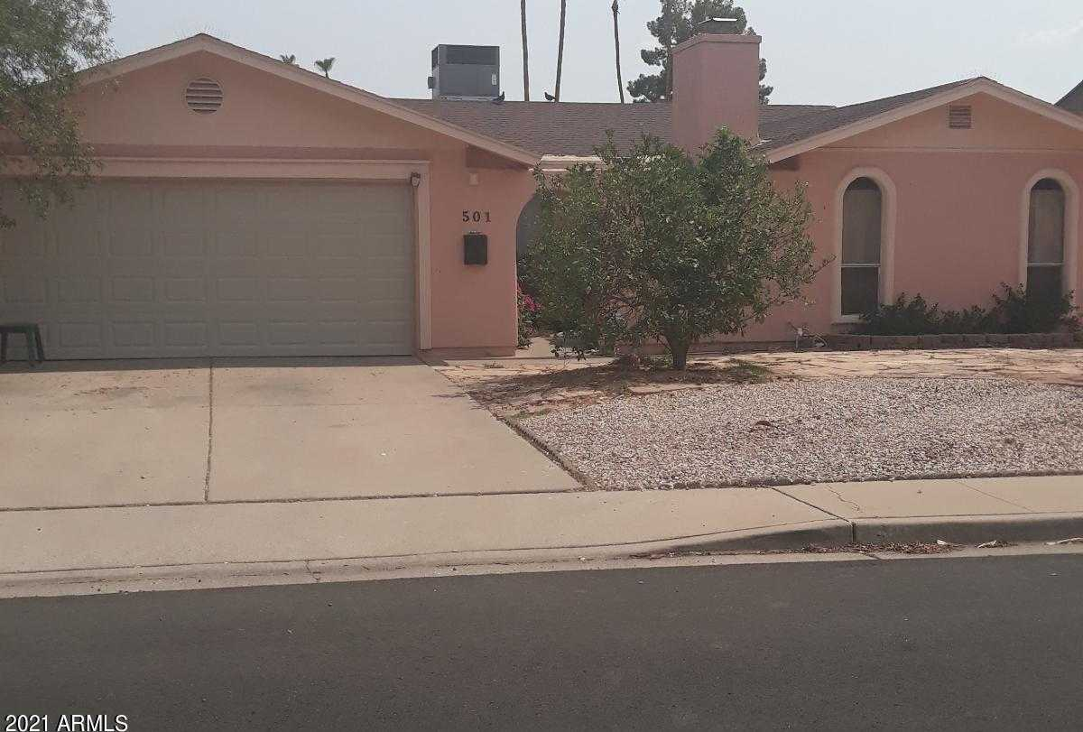 $467,000 - 6Br/2Ba - Home for Sale in College Park Unit 4, Tempe
