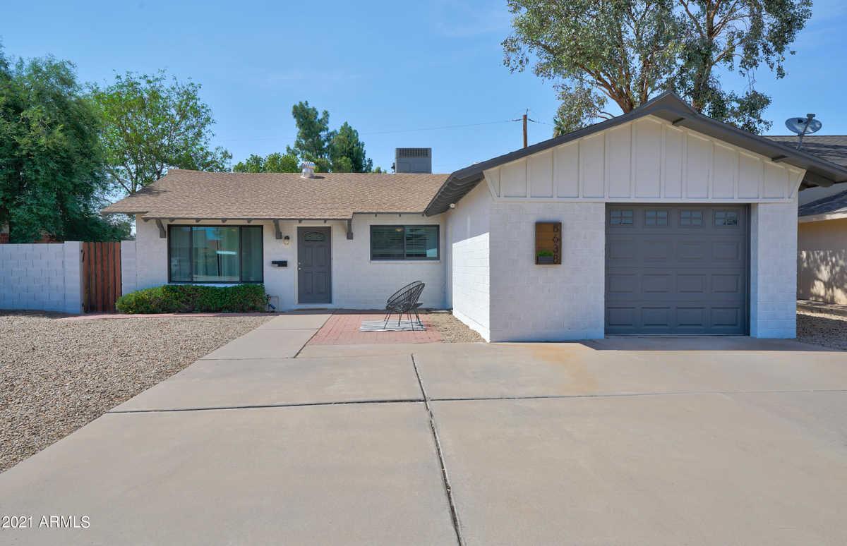 $599,900 - 3Br/2Ba - Home for Sale in Park Scottsdale 3 Lots 551-620, Scottsdale