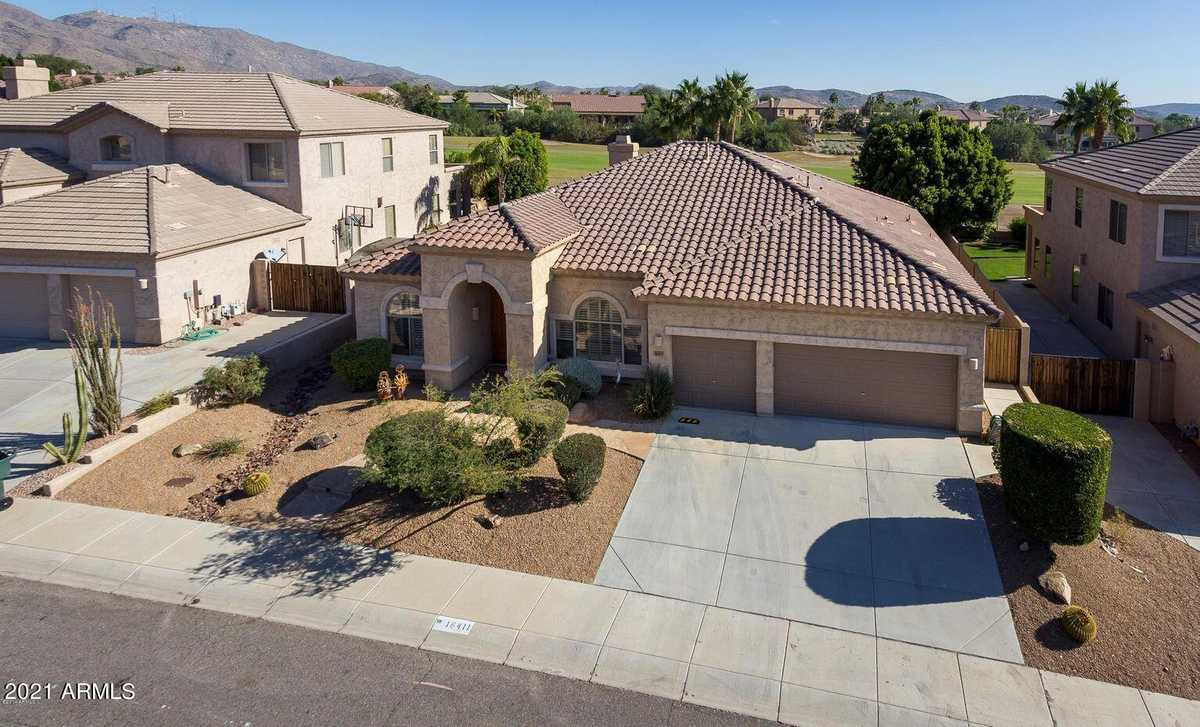 $799,000 - 3Br/3Ba - Home for Sale in Parcels 18a 19d 19e & 26b Foothills Club W Phase 3, Phoenix