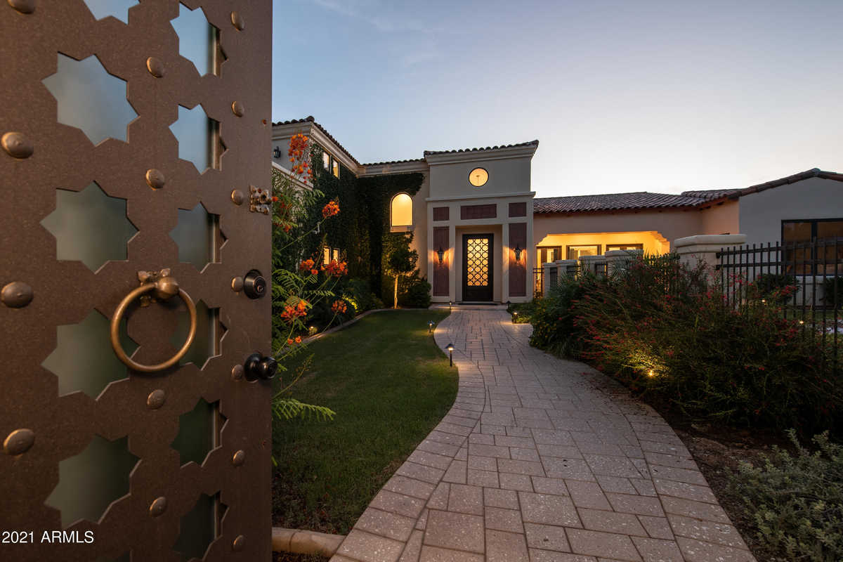 Paradise Valley Homes $2m-$4M