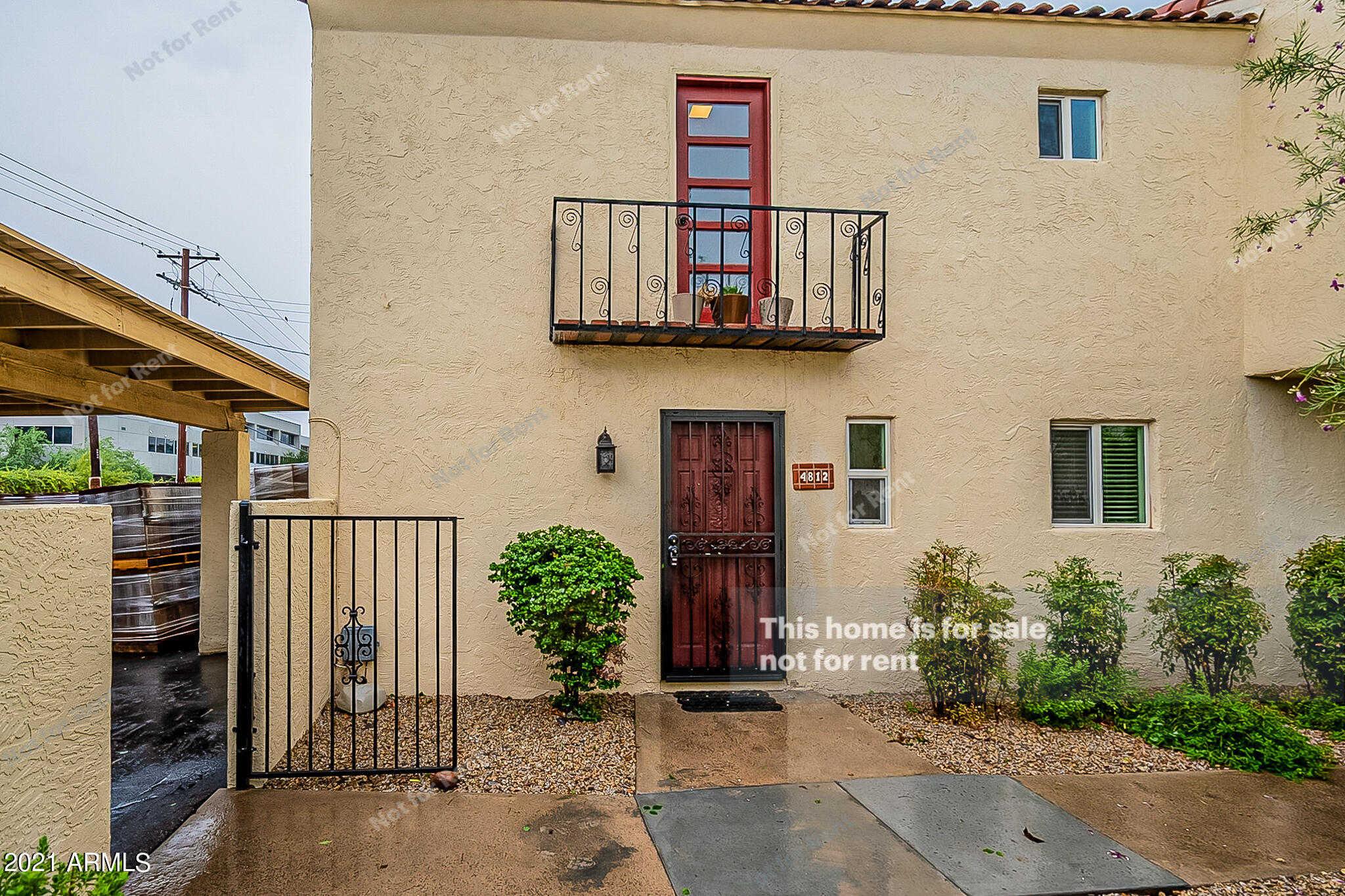 $399,000 - 2Br/1Ba -  for Sale in Sarkis Manor Condominium, Scottsdale
