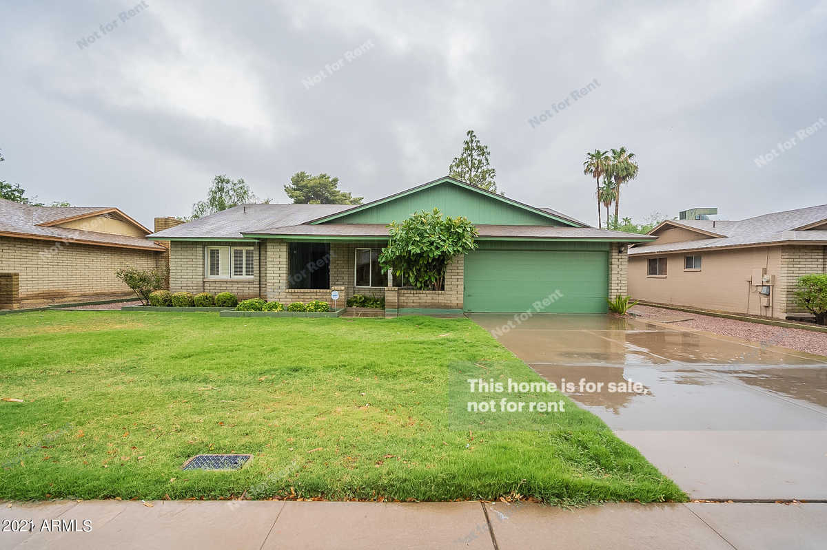 $515,000 - 5Br/2Ba - Home for Sale in Bradley Place Unit 3, Tempe