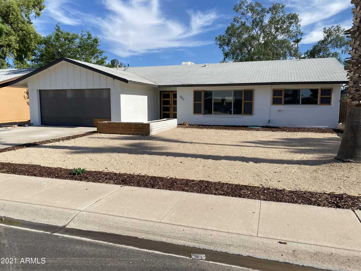$499,999 - 3Br/2Ba - Home for Sale in College Park Unit 4, Tempe