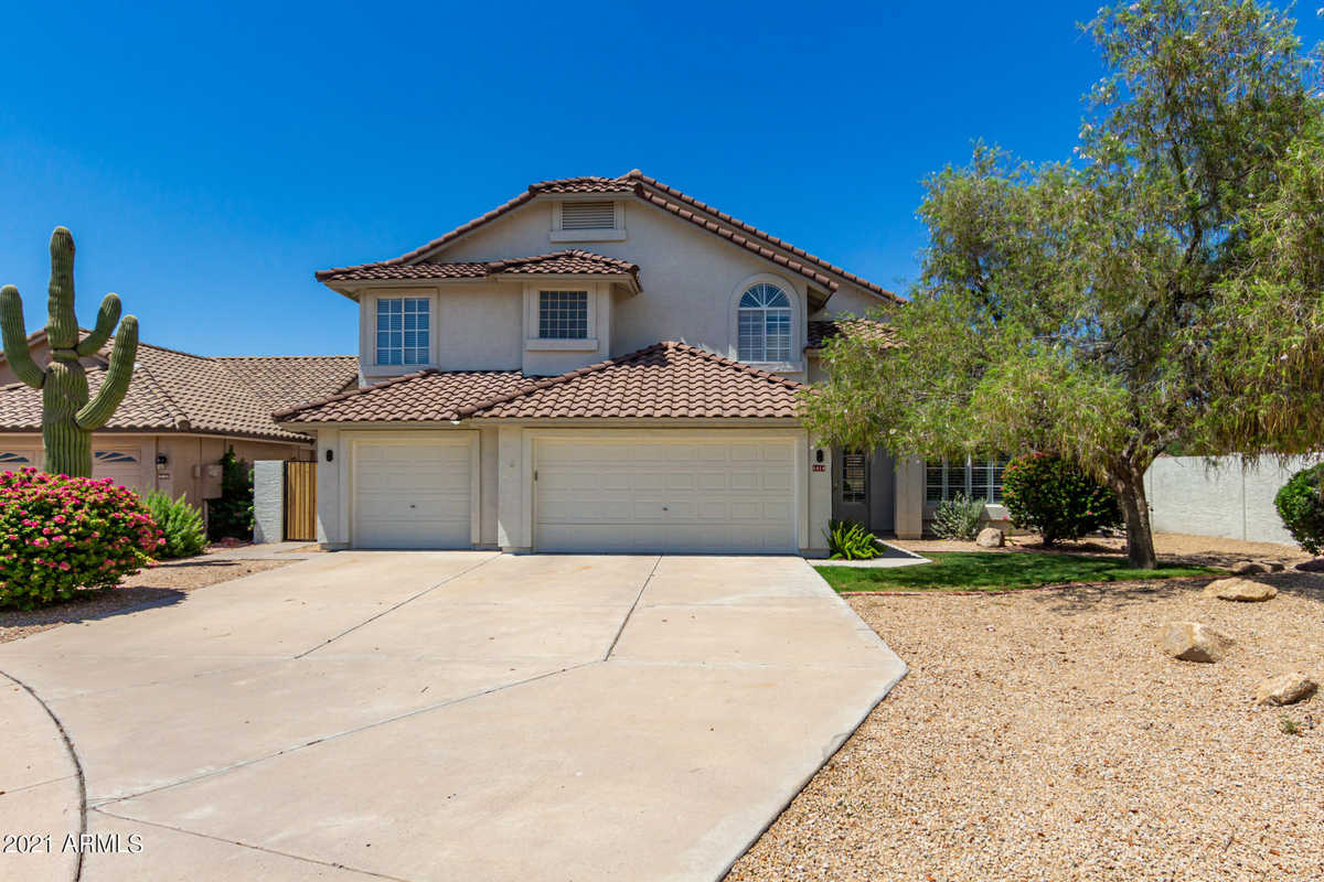 $595,000 - 4Br/3Ba - Home for Sale in Parcel 28 At Red Mountain Ranch Lot 1-74 Tr A-c, Mesa