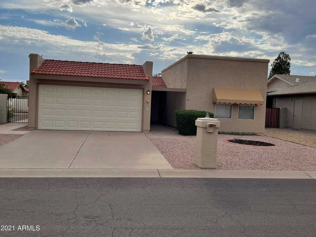 $320,000 - 2Br/2Ba - Home for Sale in Sun Lakes Unit 18, Sun Lakes