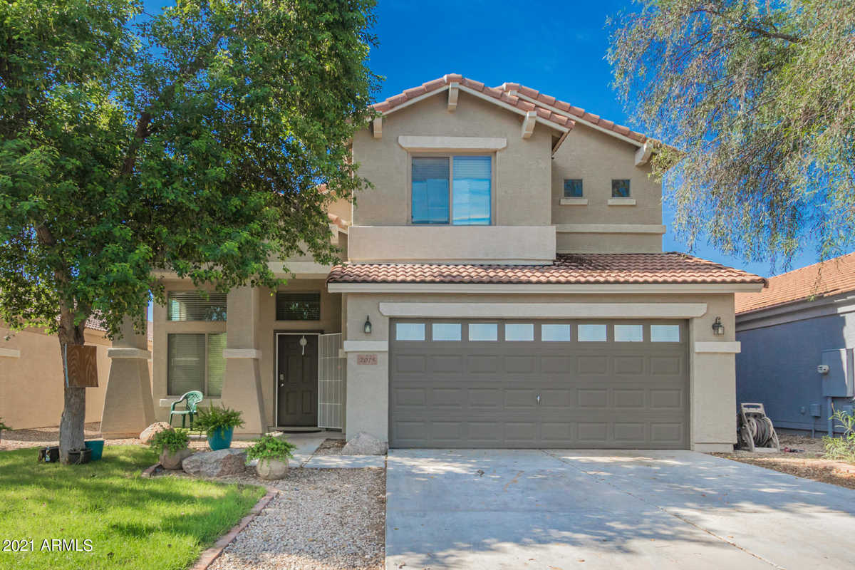 $419,000 - 4Br/3Ba - Home for Sale in Parcel B At Skyline Ranch Phase 1, Queen Creek