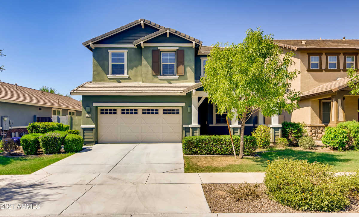 $517,900 - 5Br/3Ba - Home for Sale in Desert Place At Morrison Ranch Phase 2, Mesa
