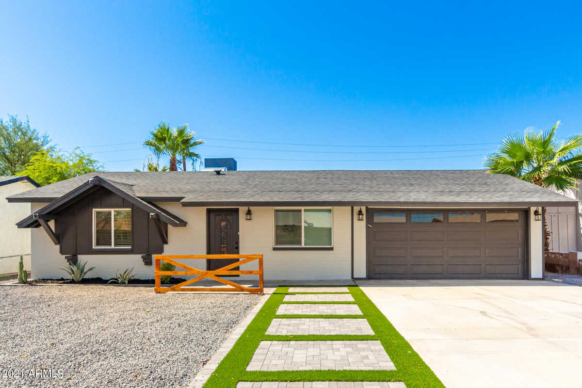 $585,000 - 4Br/2Ba - Home for Sale in Papago Manor Subdivision, Tempe